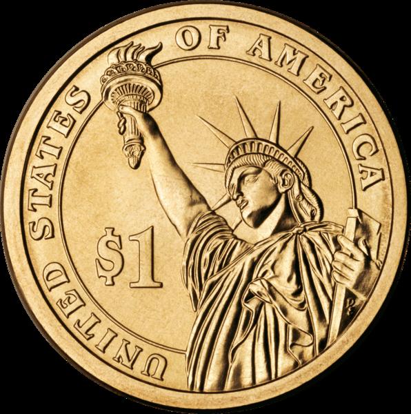 $1 USA