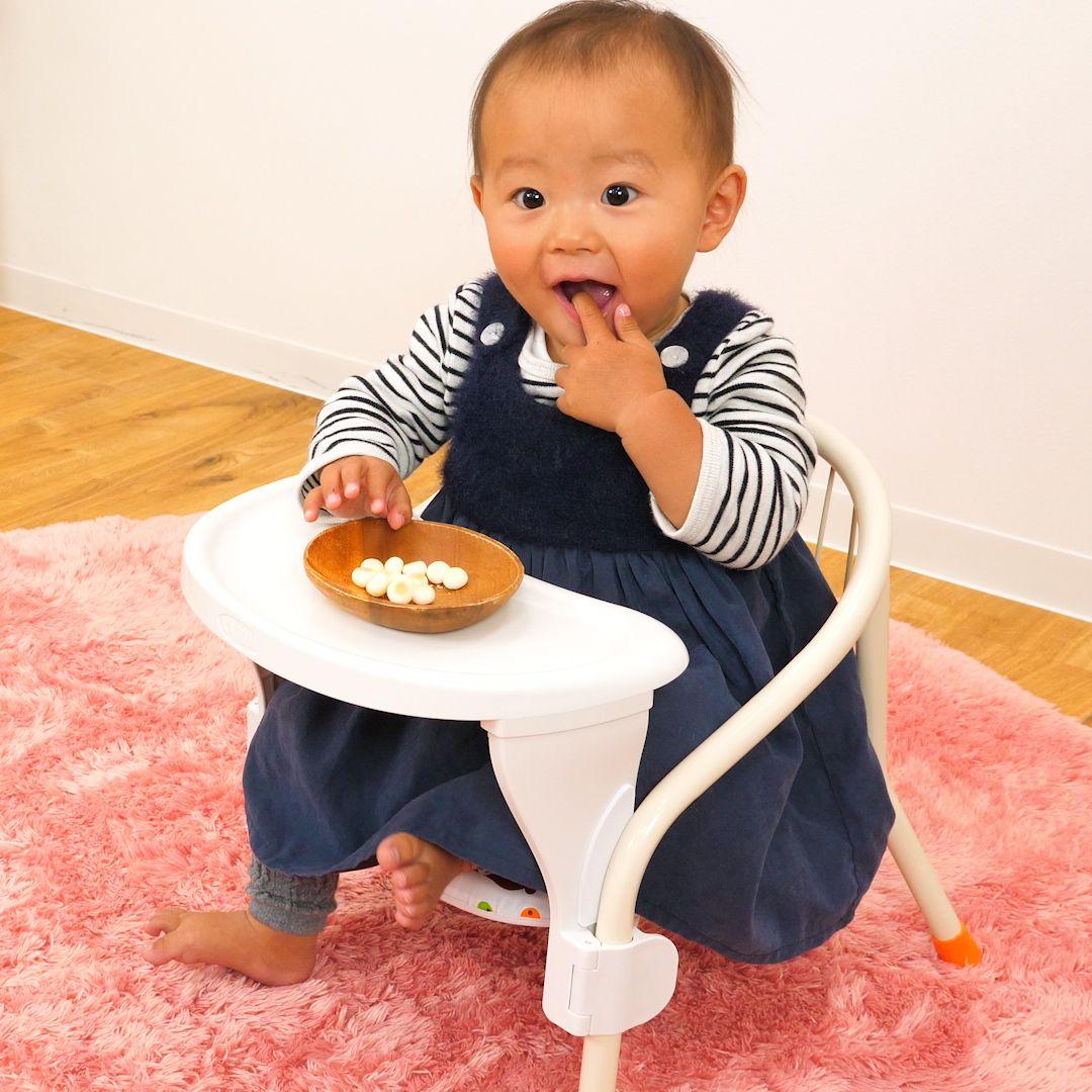 こんなの欲しかった 豆イスのテーブル 動画 新生児用品 ベビー用品 収納 赤ちゃん用品