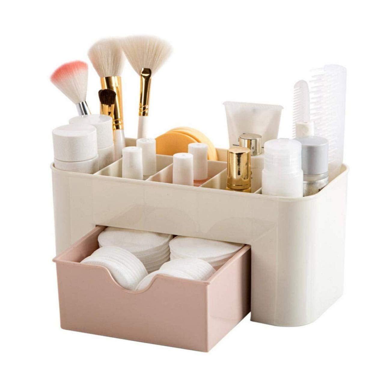 Desk Organizer Makeup Storage Box Makeup Storage Drawers Cosmetic Storage