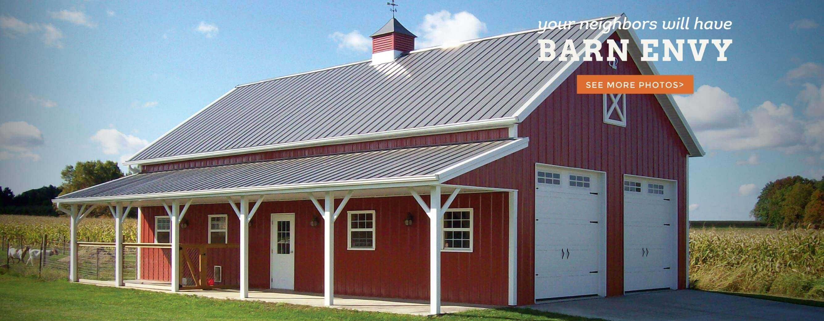 Found on Google from Barn homes
