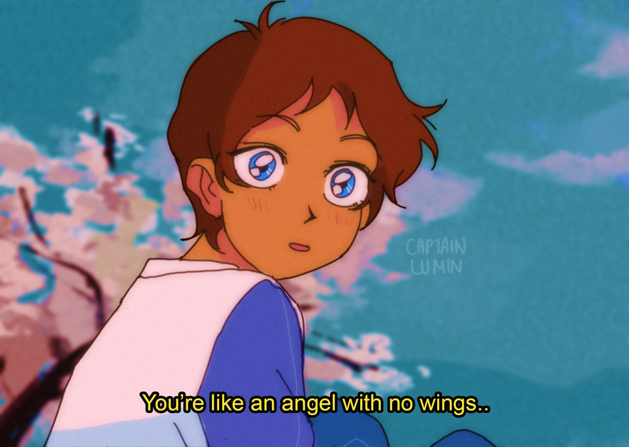Captainlumin 90s Anime Style Klance Wanted To Doodles With Angie 90s Anime Anime Style 90 Anime