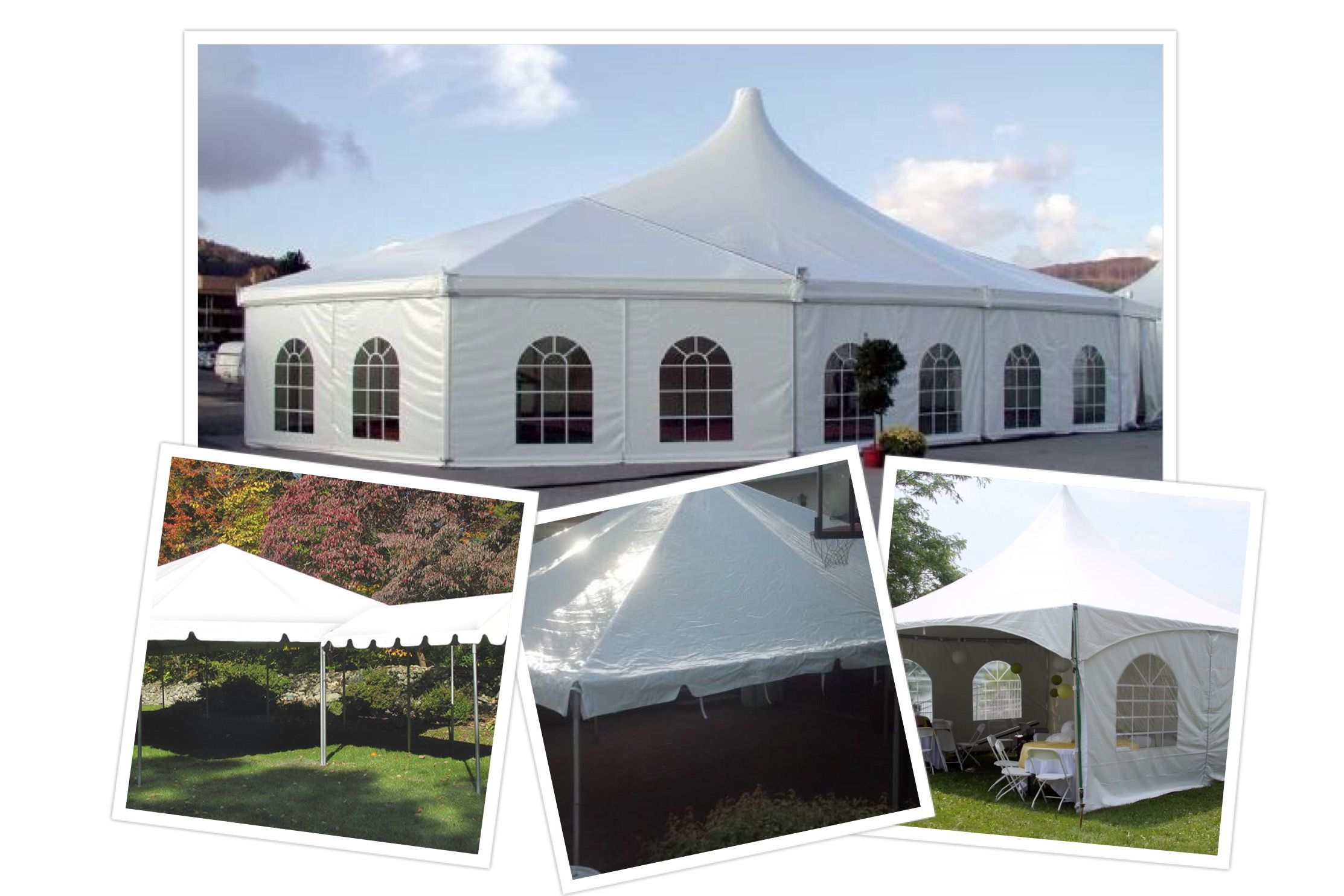 Everything you need in one place tent rental for all