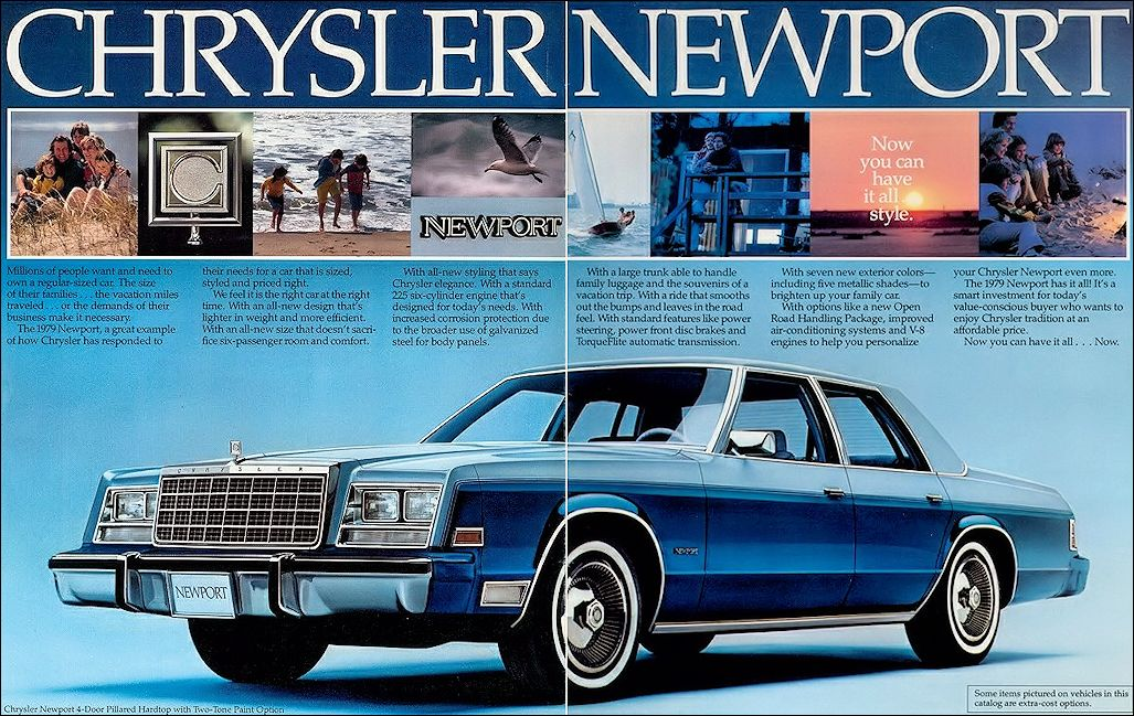 Chrysler Imperial 1979 Coches