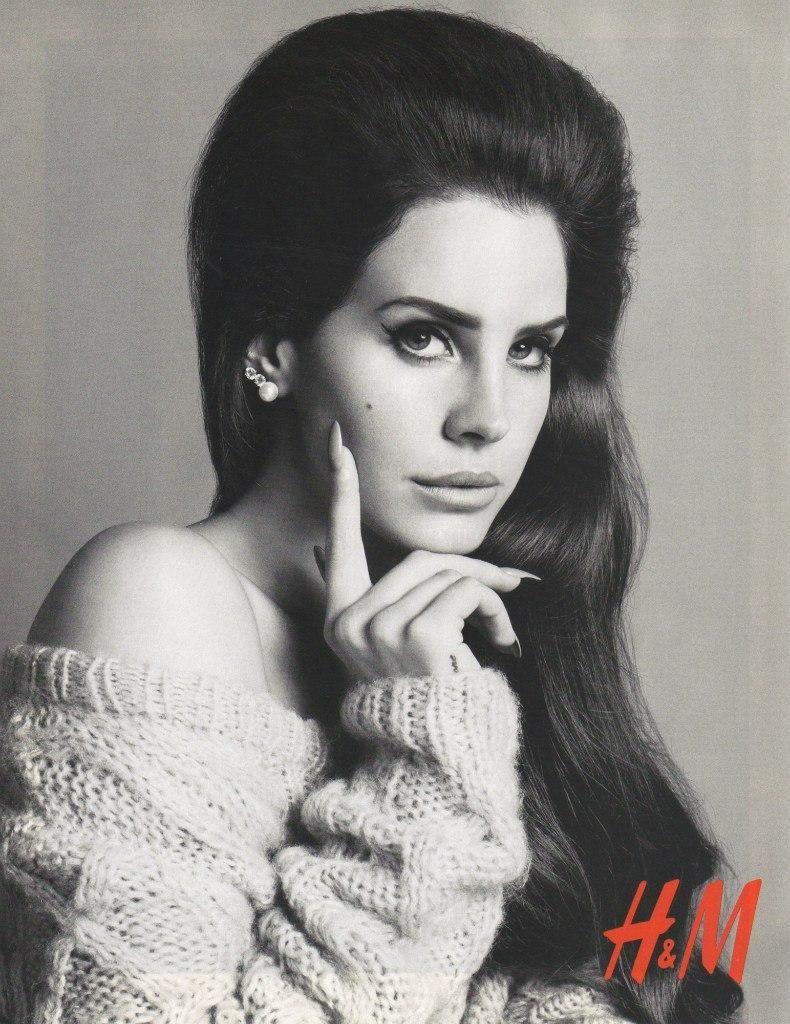 Lana Del Rey #buxom #bouffant #hair #trend #bouffant #vintage #60s #retro #style #fashion #beauty