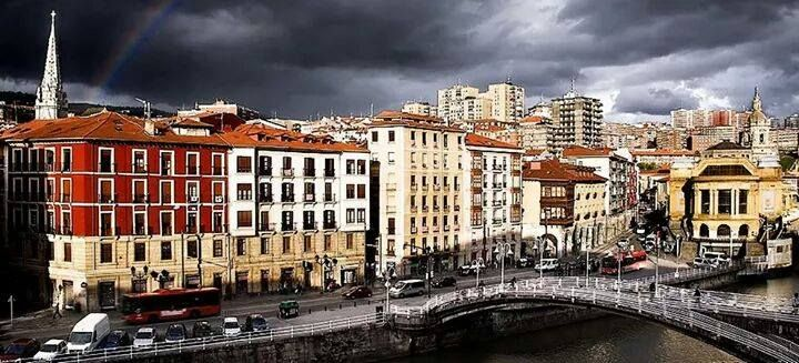 La Ribera. Bilbao (Basque Country).