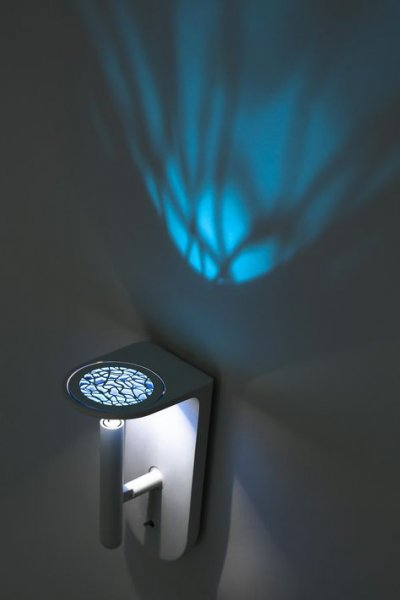 Blue Modern Wall Light Which Can Be Mount On Wall In Your Home Or Office In 2020 Modern Wall Lamp Design Wall Lamp Design Lamp Design