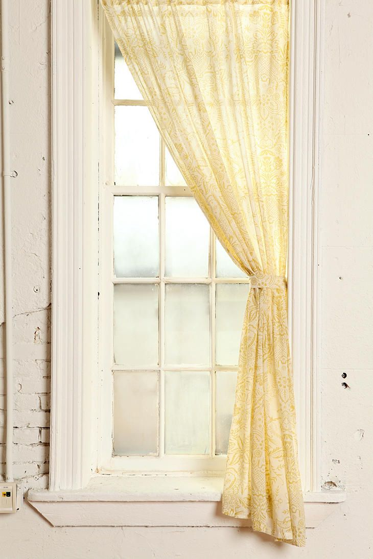 yellow curtains (these I love and they are the perfect measurements ...