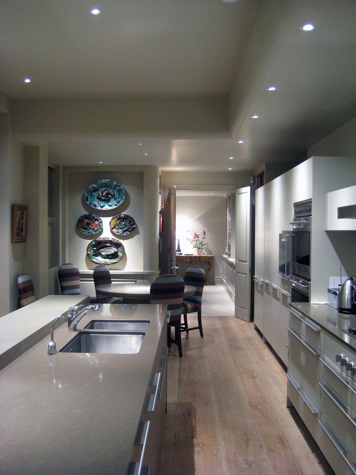 Kitchen Spot Lighting Lighting design by john cullen lighting home decor pinterest spot light position for full length kitchen cabinets workwithnaturefo