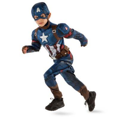 captain america costume for kids captain america civil war - Masque Captain America