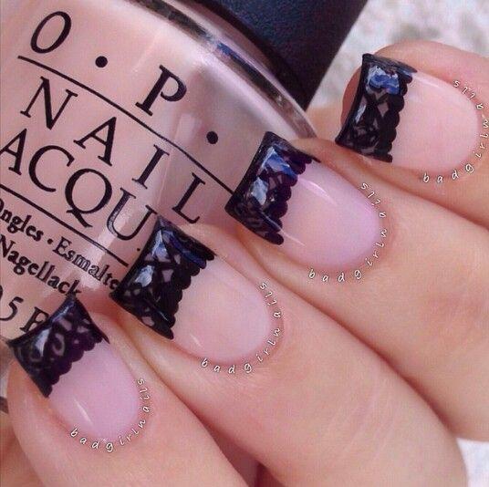 Badgirl's nails....