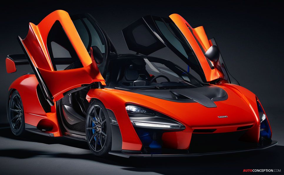 2018 Mclaren Senna Mclaren Pinterest Super Cars Cars And