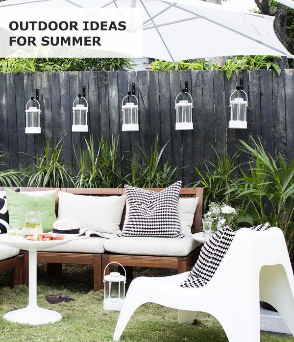 Image Result For Ikea Applaro Balcony Ideas