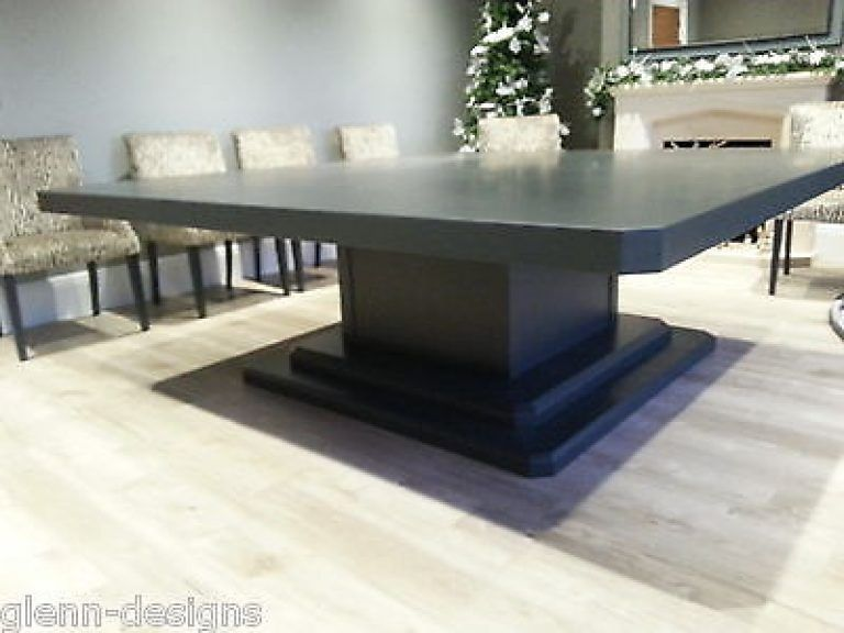dining room table 12 seater | Innovative 12 Seater Square Dining Table Dining Room Seat ...