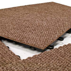 Blocktile Interlocking Carpet Tiles