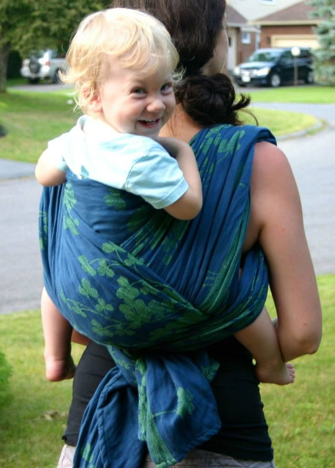 ddfc40a3868 Ottawa Babywearing Group  COTW  30 - Wiggleproof Back Carry ...