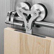 MWE Stainless Steel Hardware | Barndoorhardware.com