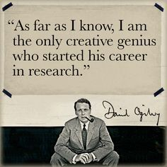 David Ogilvy Quotes Awesome Amazing Quote  David Ogilvy Quotes  Pinterest
