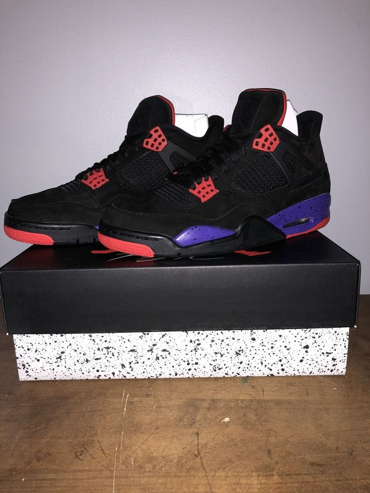 DS Air Jordan 4 NRG Raptor Size 10 AQ3816-065  fashion  clothing  shoes   accessories  mensshoes  athleticshoes (ebay link) 2fce8eb7a