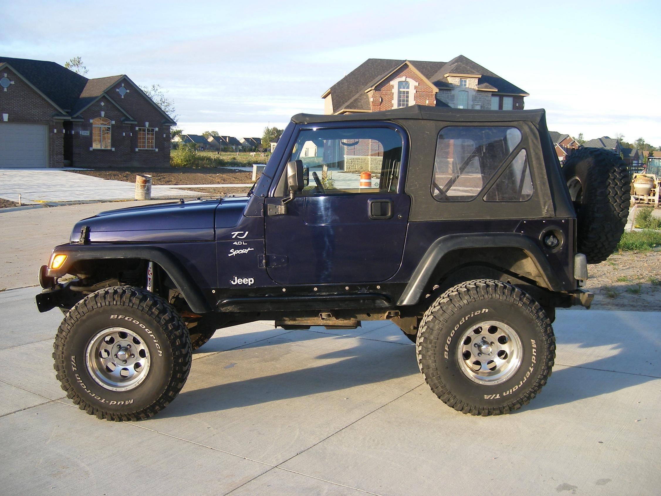 Jeep sport wrangler for sale 1999 jeep wrangler sport 031