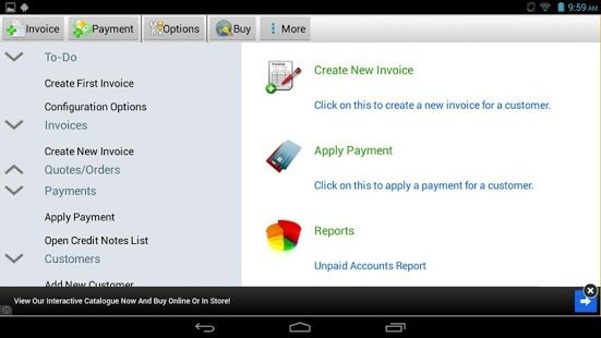 Express Invoice Free is an easy invoicing and billing app for - create free invoices