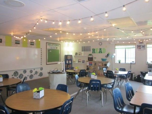 Professional Development Room Classroom Makeover