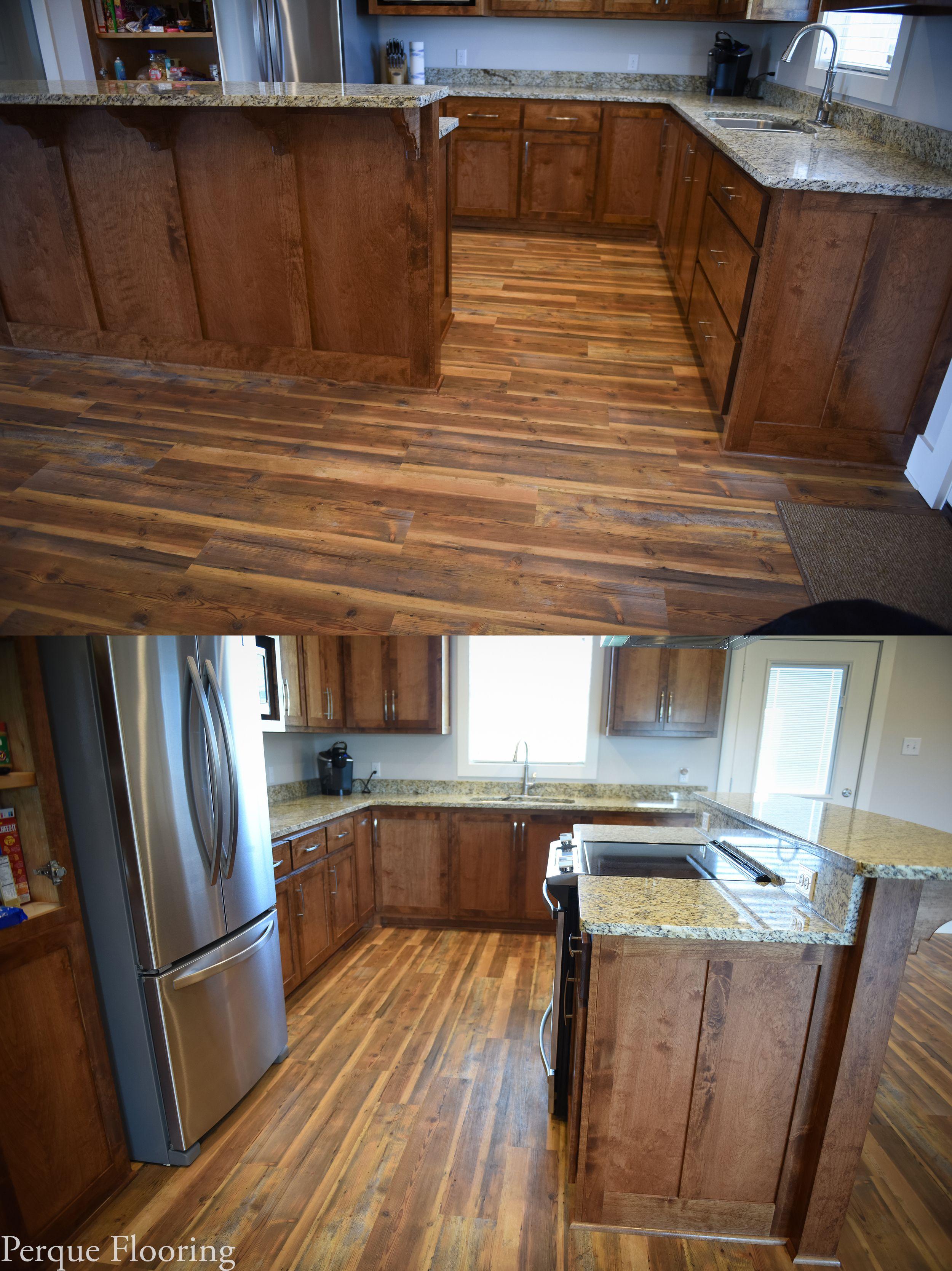 Karndean Vintage Pine vinyl wood planks Beautiful rustic