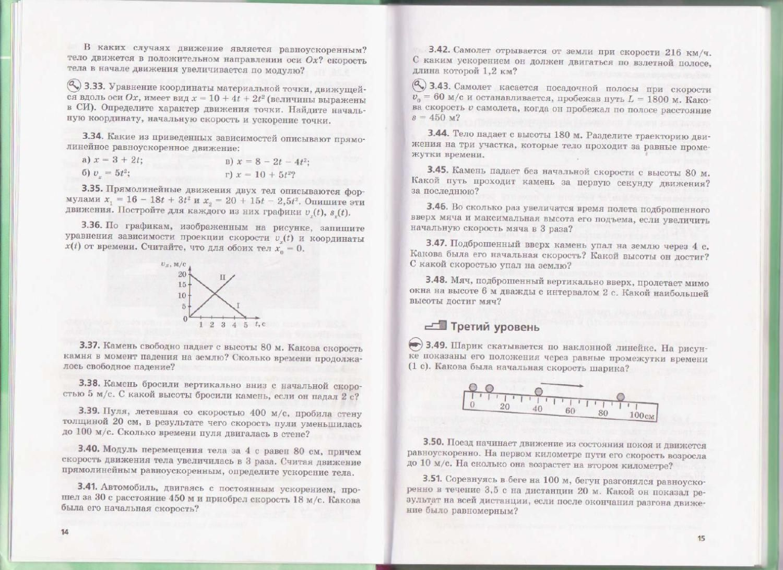 Гдз По Физике 10 Яворский