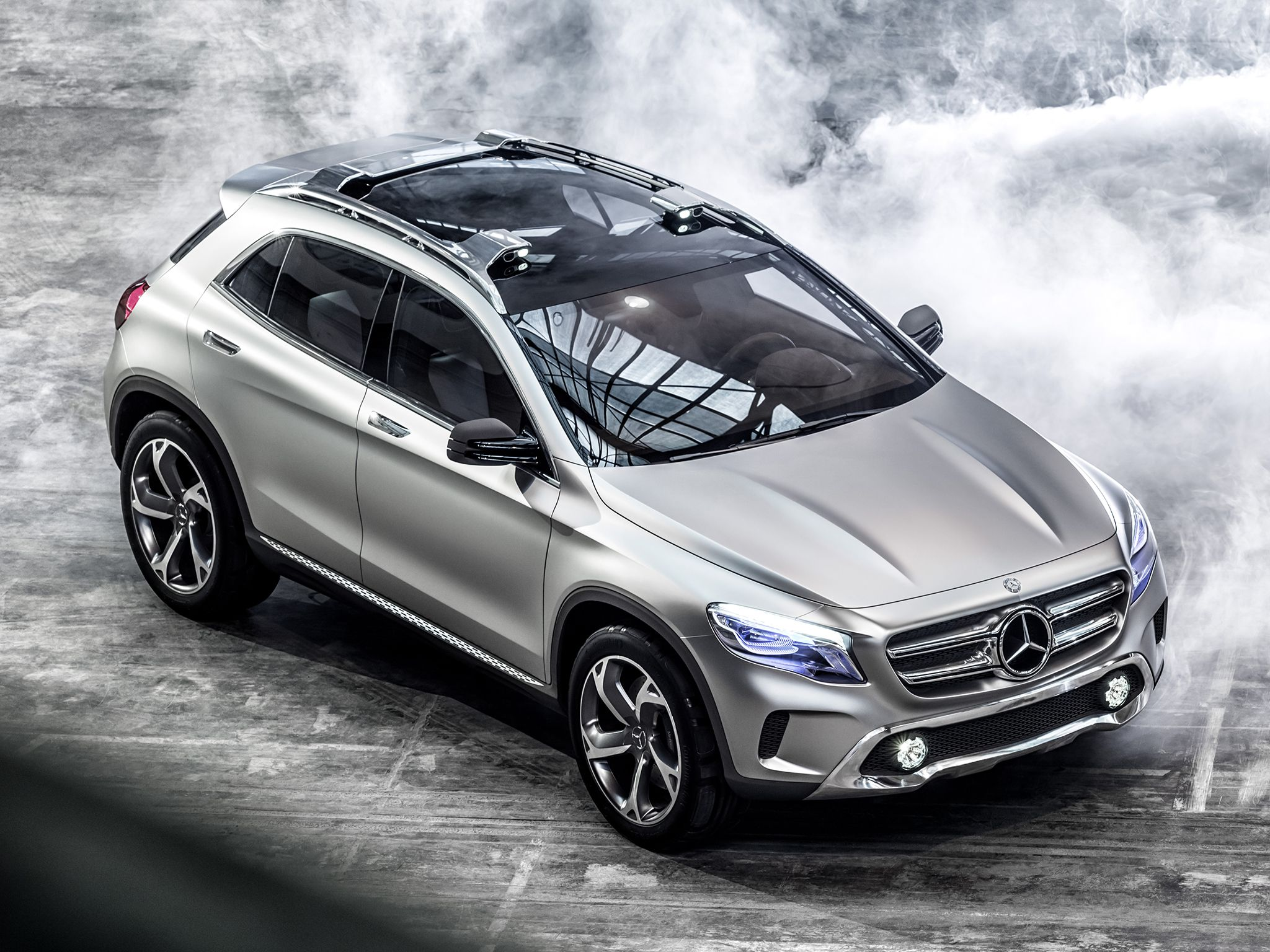 2016 Mercedes Benz Gle Concept Replaces Ml Series