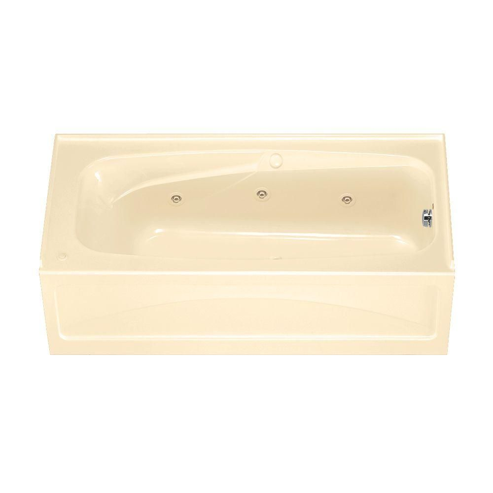 American Standard Colony 5.5 ft. Whirlpool Tub with Right Drain and ...