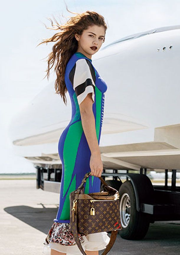 The Almost 24 Years Old Musician Selena Gomez Just Joined Luxury