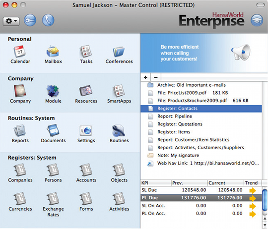 Examples Of Erp Systems Software Httplonewolf Software