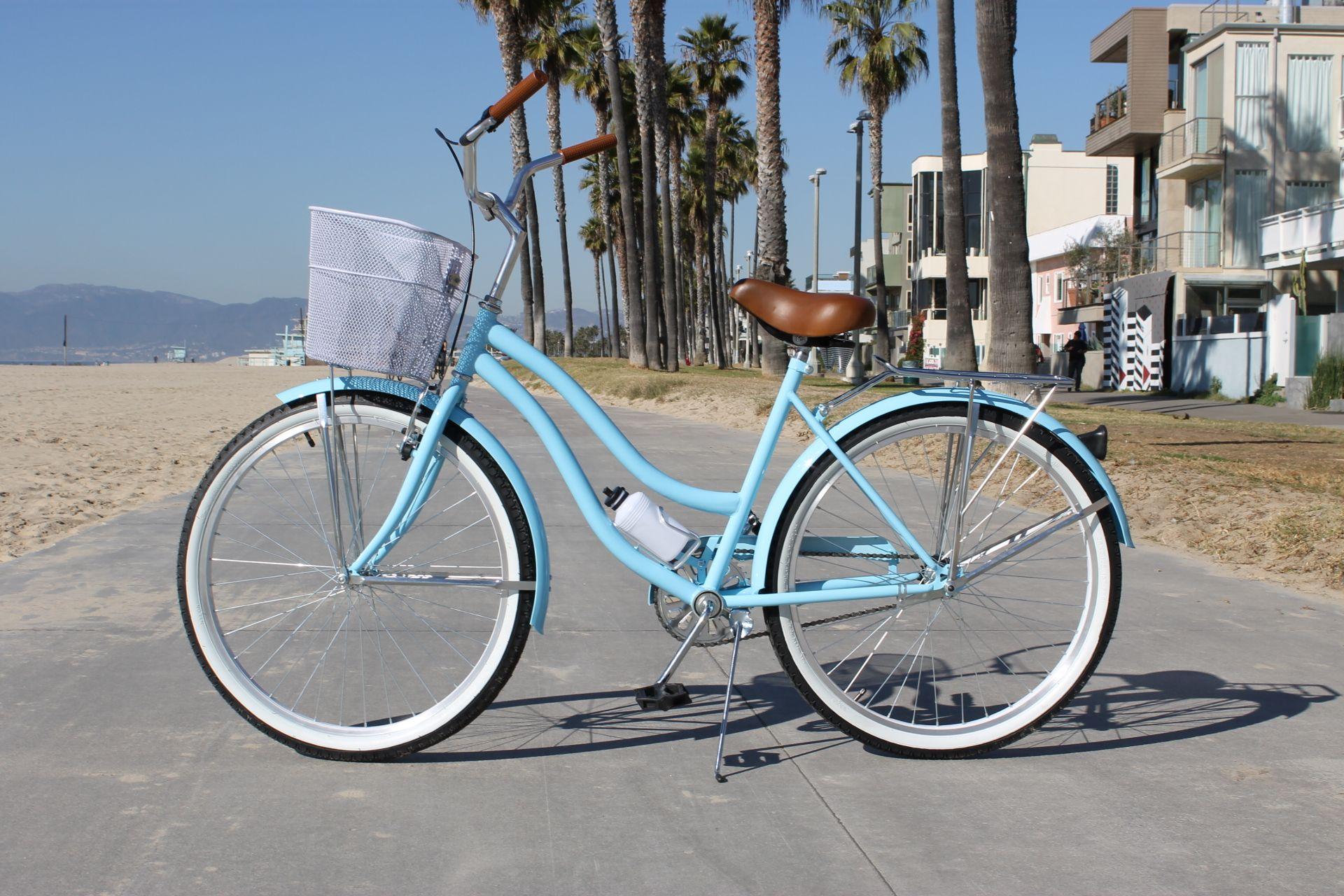 Venice Beach California Venicebeachbicycles Cruiser Bicycles Cruisers Tiffany Blue