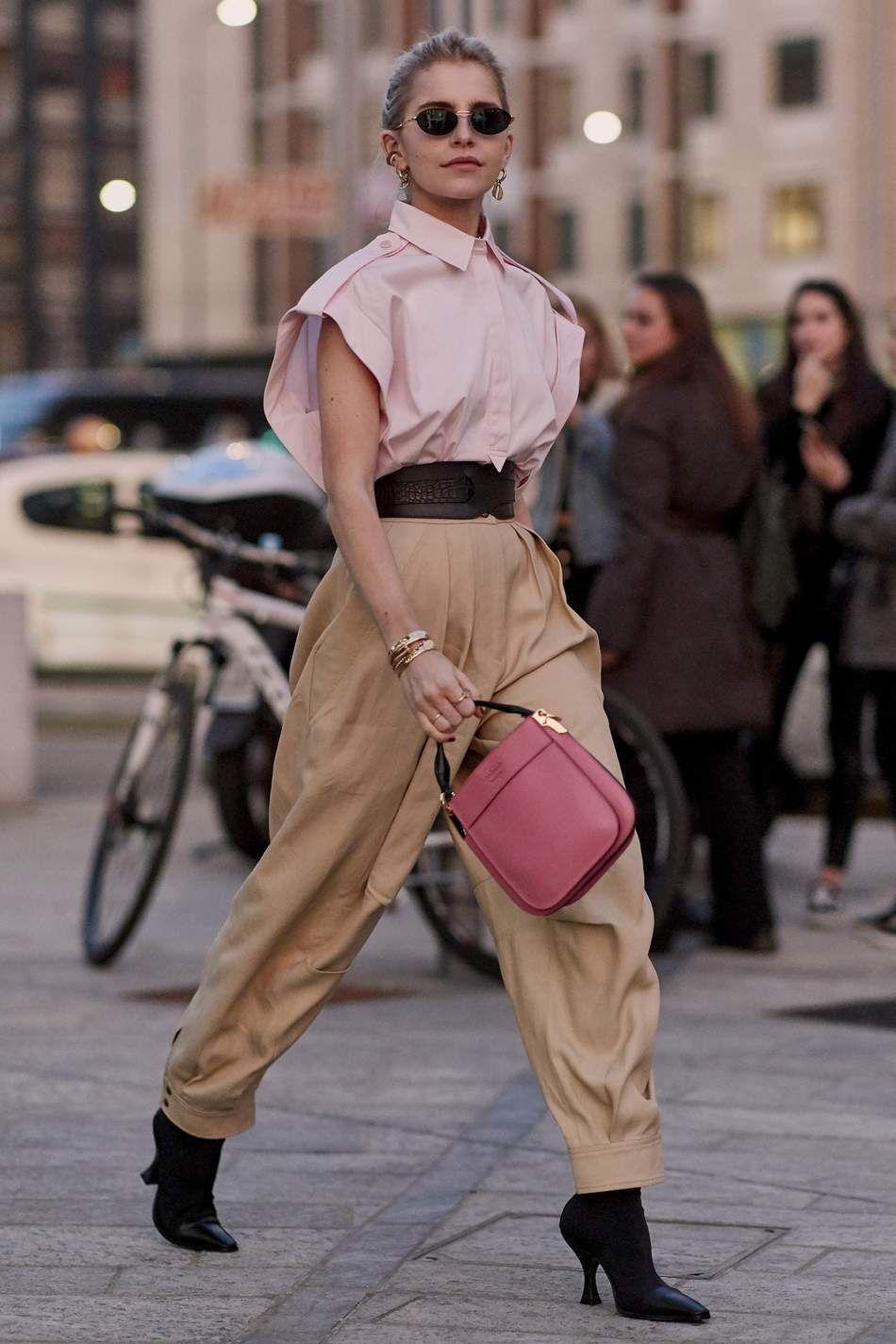 Street Style Looks From Milan Fashion Week FW19