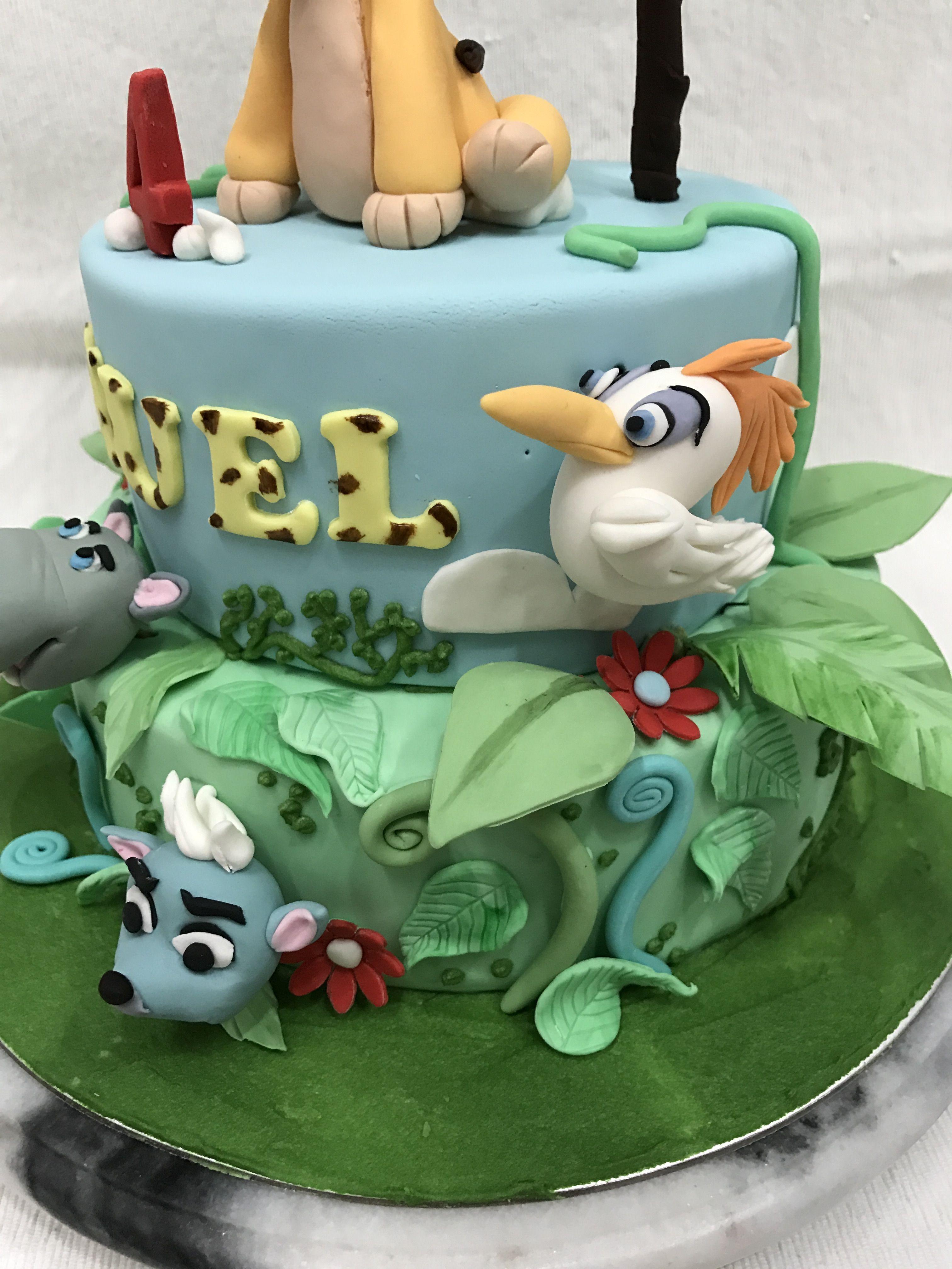 Ono Egret Birthday Cake Lion Guard Birthday Cake Singapore Kids