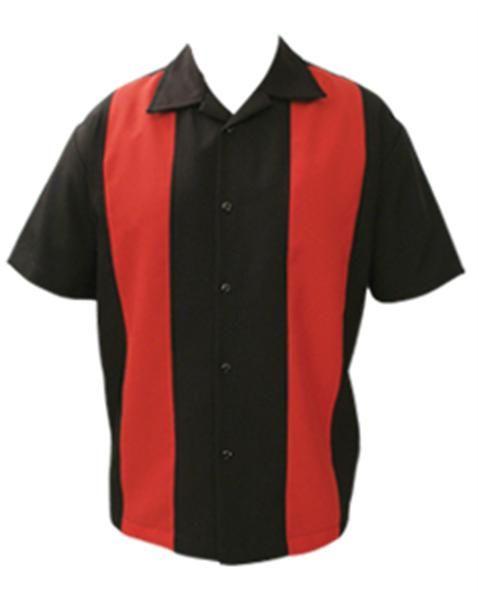 great retro bowling shirt