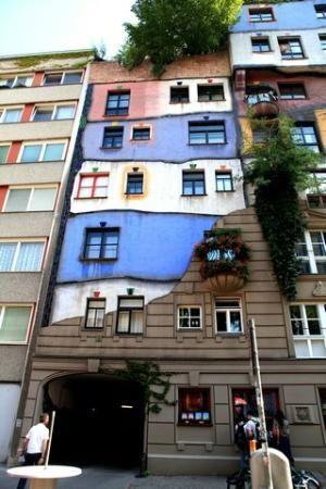 Vienna, Austria: Kunsthaus Wien
