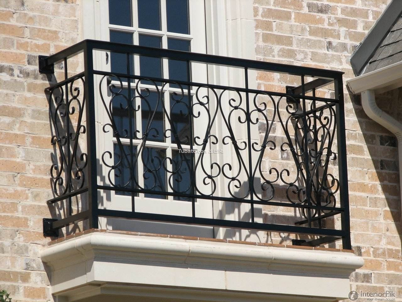 how to build a french balcony