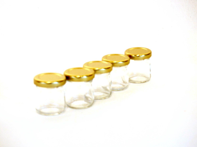 150 Mini DIY Wedding Jars, Small Glass Jar For Wedding Favors, Small ...