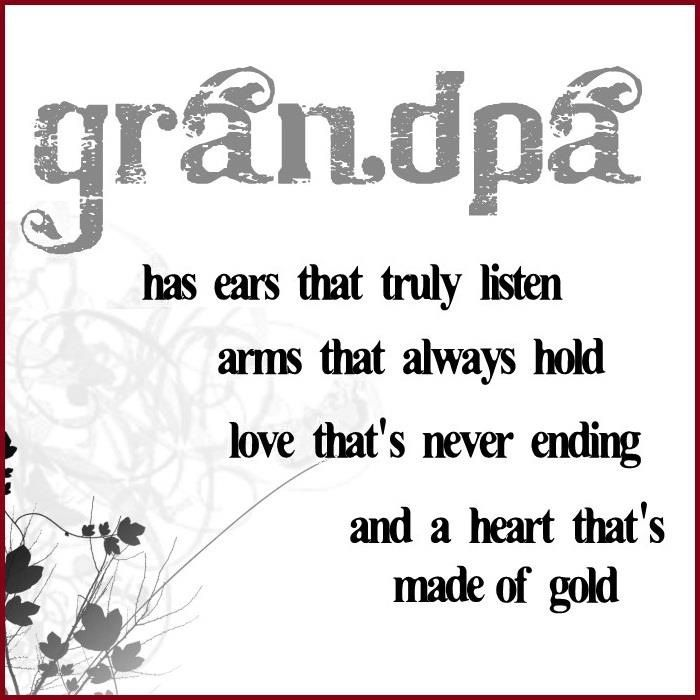 Grandpa Quotes: Grandparents - Sayings And