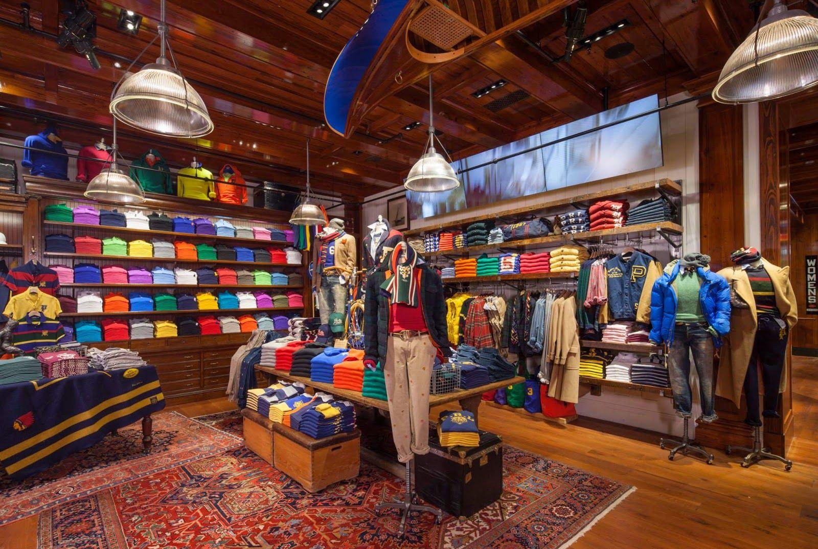 Polo Ralph Lauren Global Flagship Store New York Polo S Shirts  # Muebles Ralph Lauren Espana