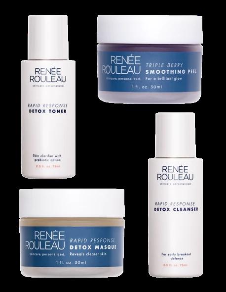 Rapid Response Detox Kit In 2020 Detox Kit Skin Care Detox