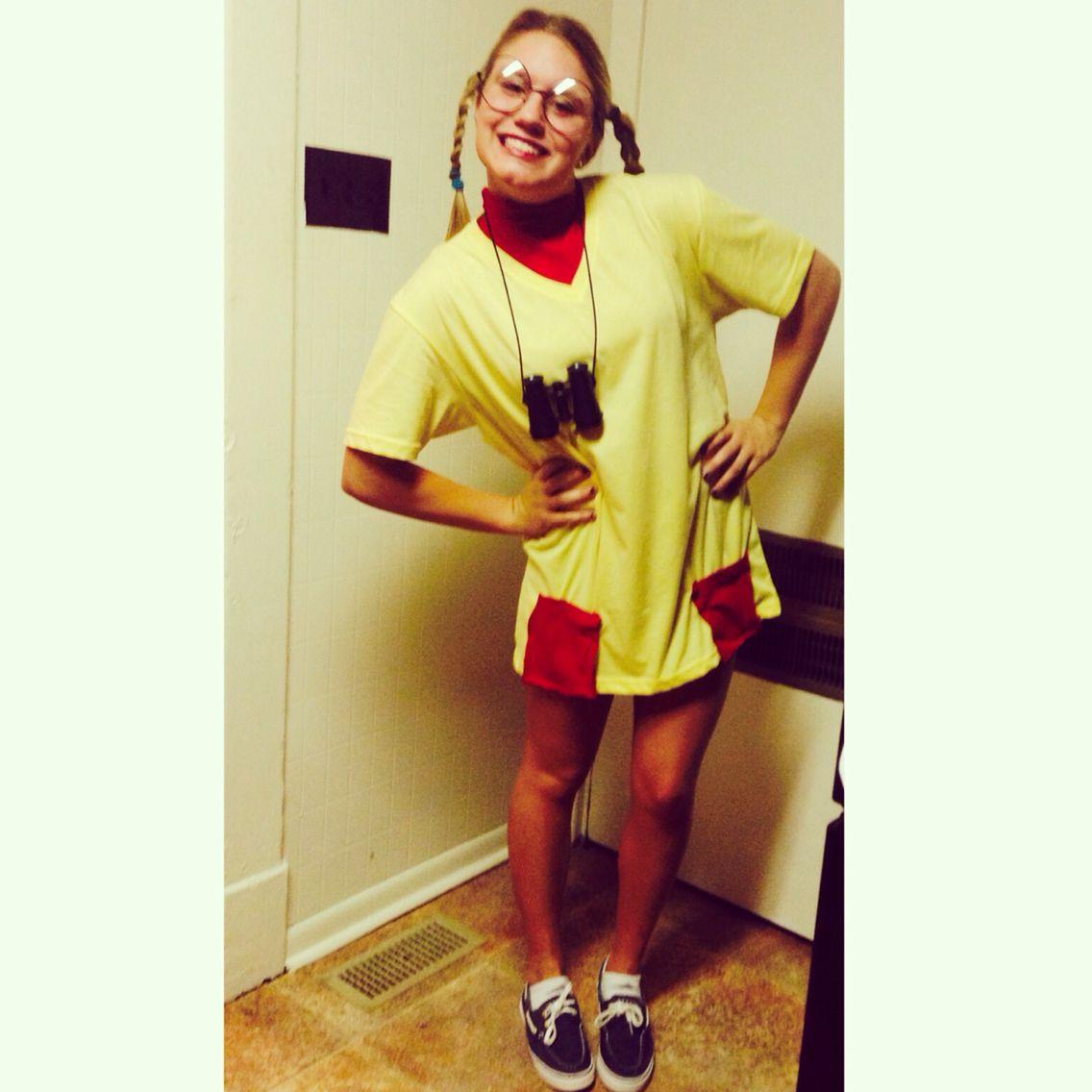 Eliza Thornberry Halloween costume | My creations | Pinterest ...
