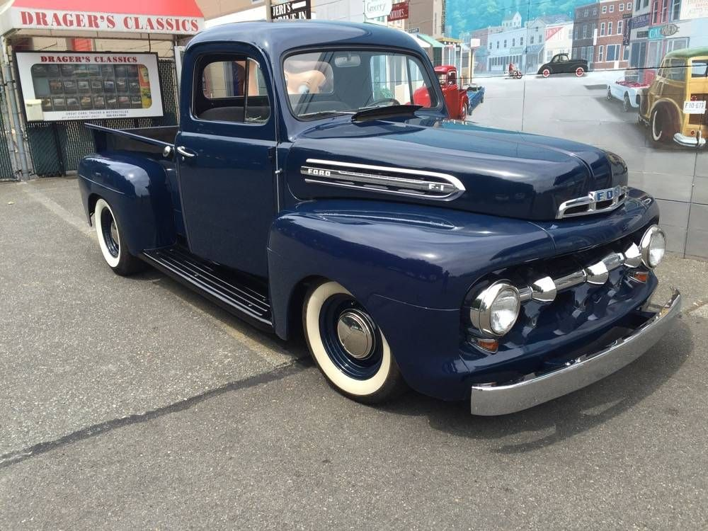 1951 Ford F1 1/2 Ton | Ford Pick-ups | Pinterest | F1, Ford and ...