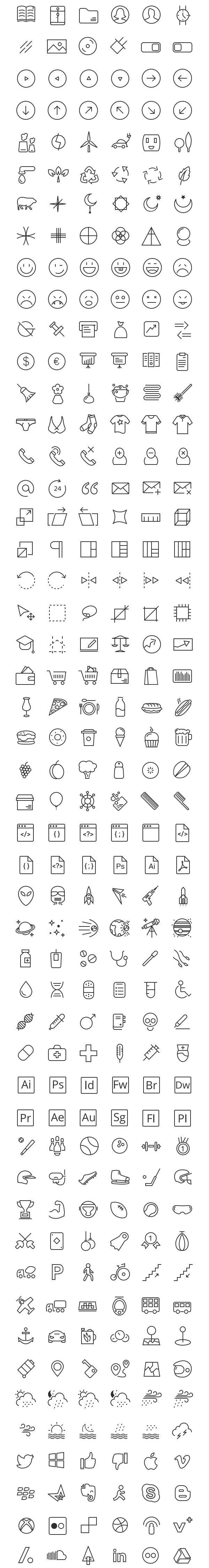Free Download Retinaicon 300 Free Icons Following Apple S Ios