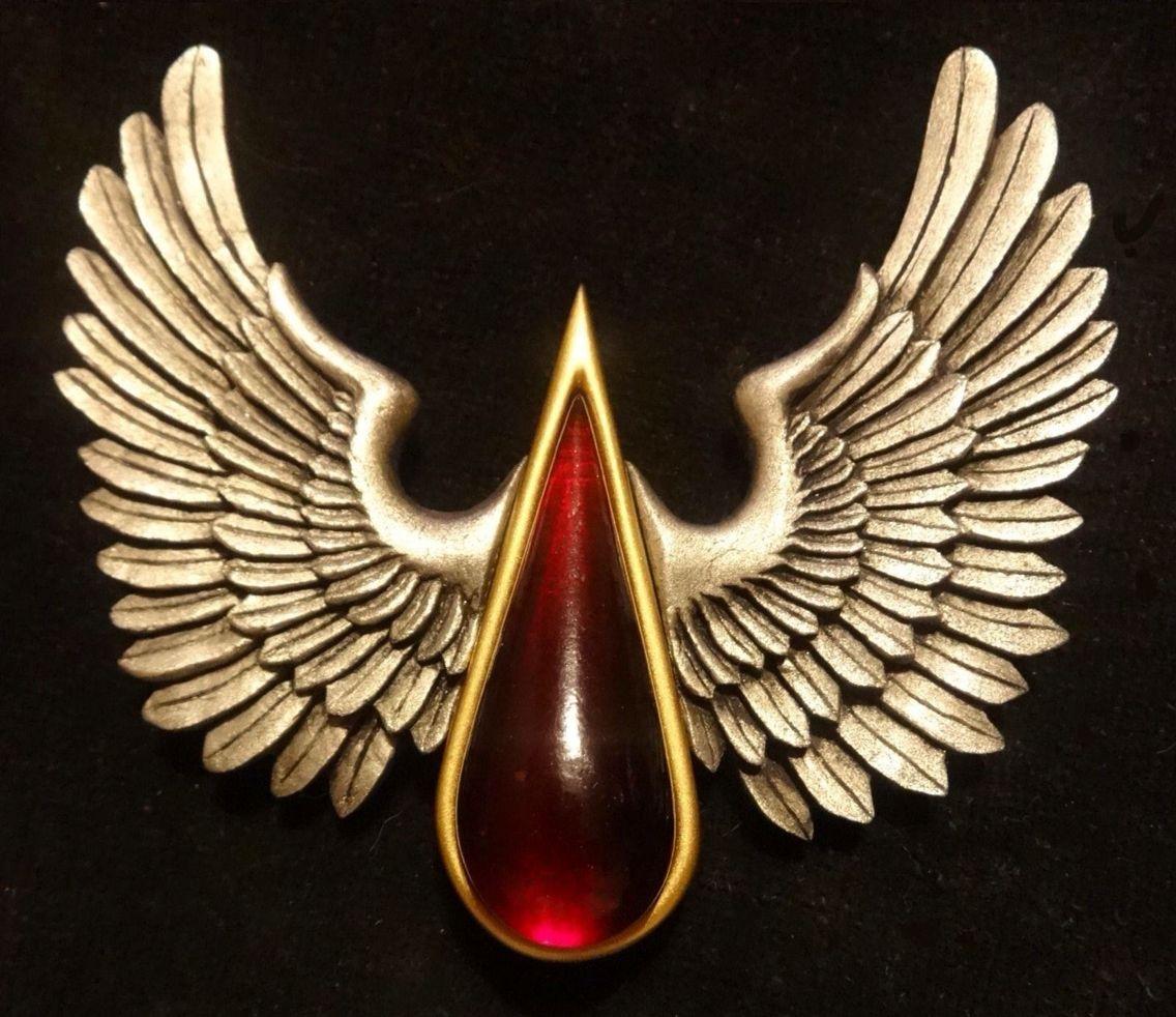 Warhammer 40k Blood Angels: Blood Angels (Primarch Sanguinius