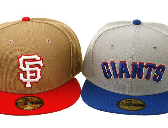 New Fitteds Hat Club Custom New Era X Mlb Sf Giants 59fifty Baseball Caps New Era Sf Giants Hats