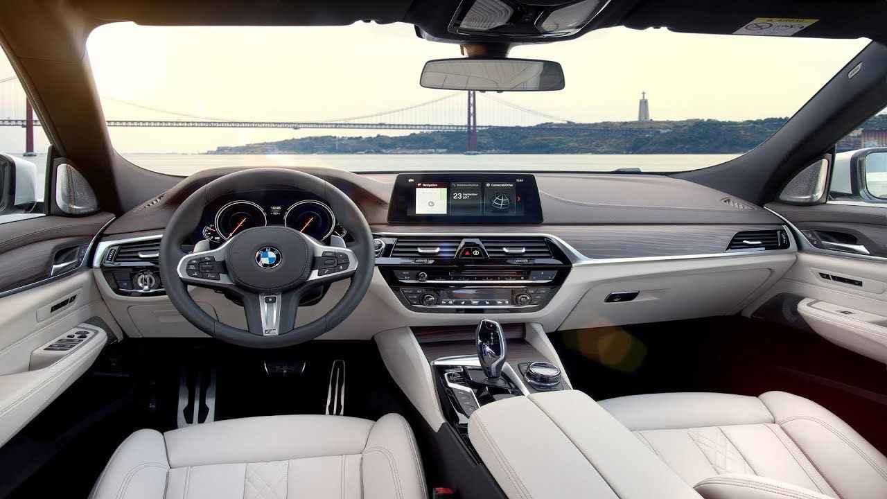 Bmw G32 640i Xdrive Gran Turismo Interior Design Bmw G32 640i