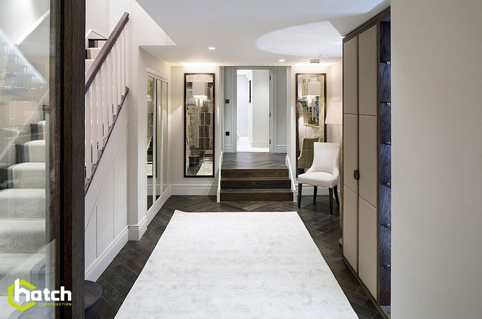 Best Hatch Construction Kensington Design Hallway And 400 x 300