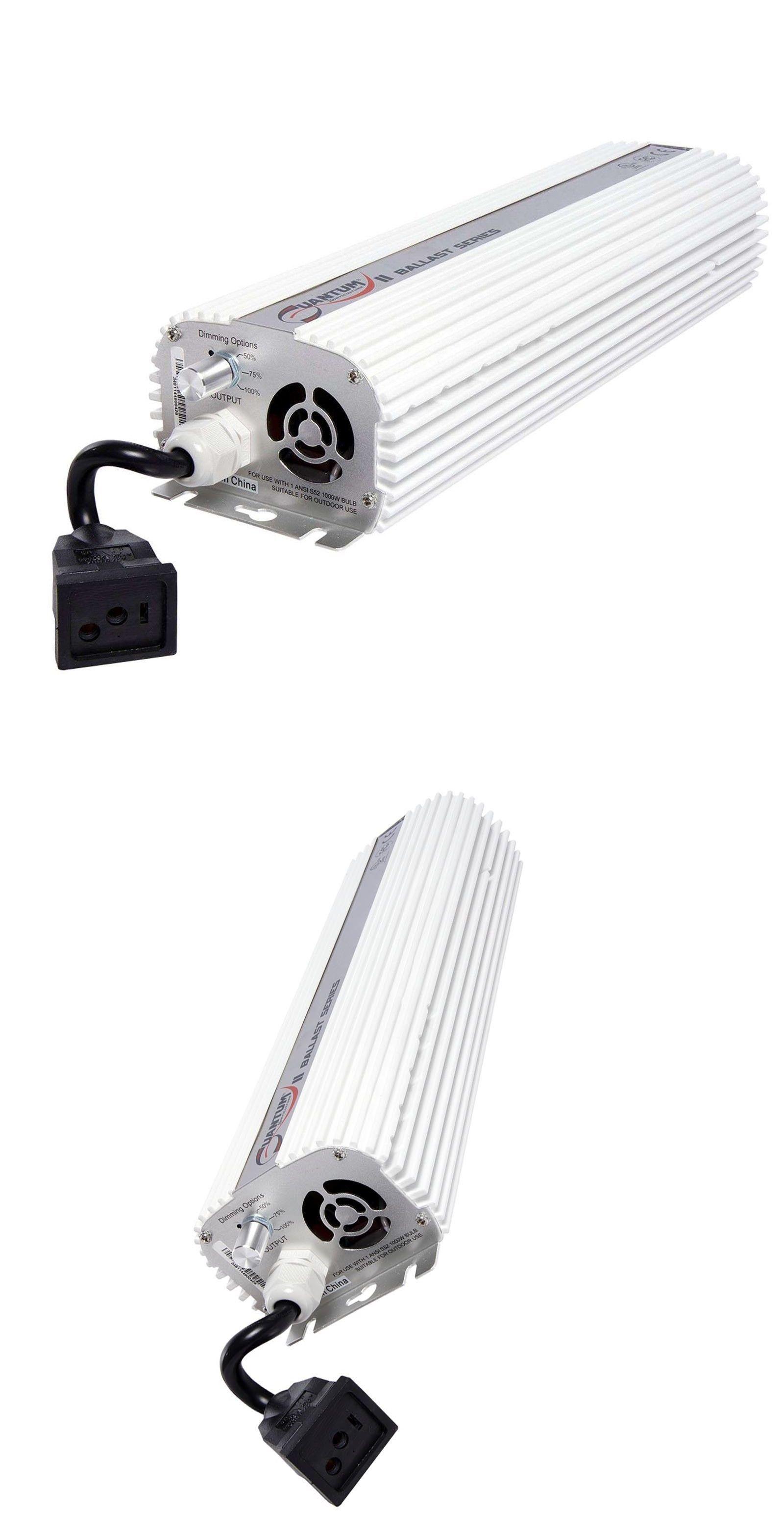 Grow Light Ballasts 179016 Quantum 1000w Watt Hps Mh Dimmable Digital Grow Light Lamp Ballast Qt1000 Hydro Buy It Now Only Lamp Light Grow Lights Ballast