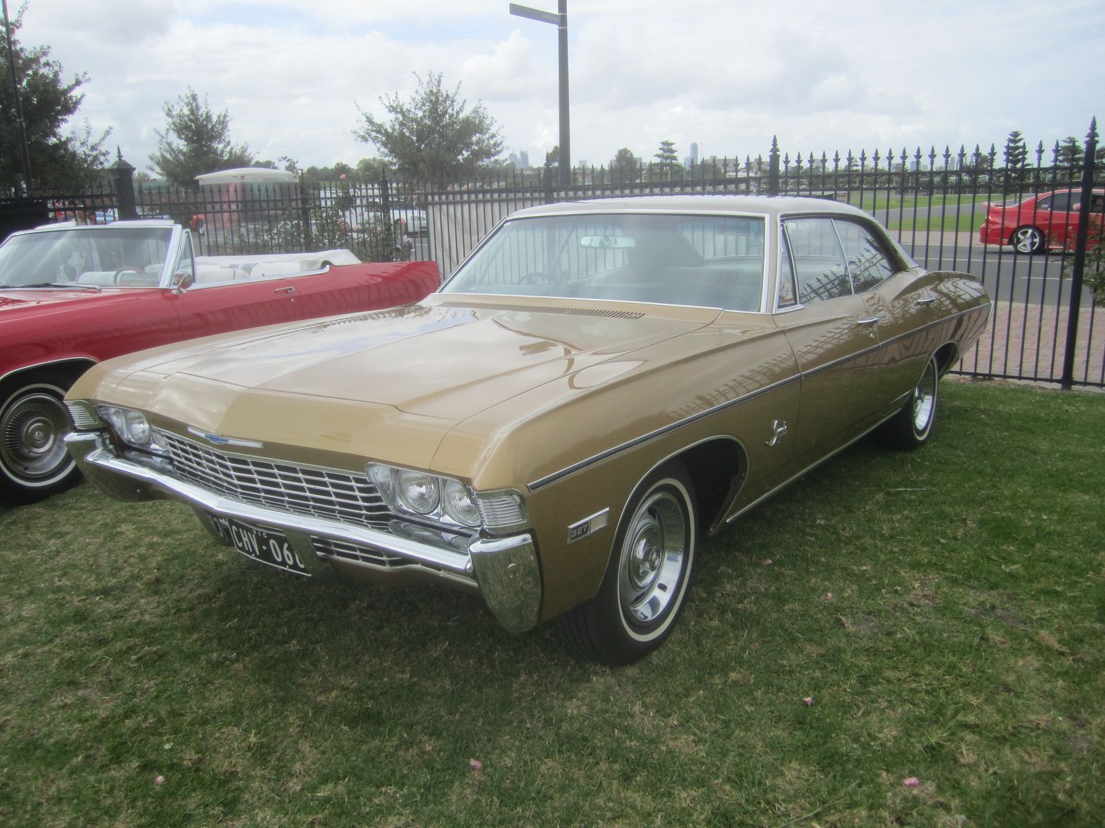 1968 Chevrolet Impala 4 Door Hardtop Chevrolet Impala